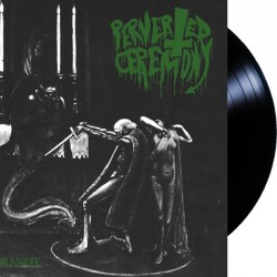 Perverted Ceremony / Witchcraft - Nighermancie / Black Candle Invoker LP (restock)