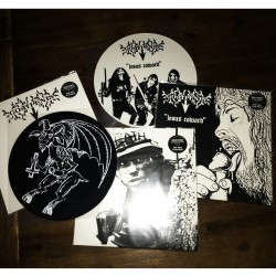 Goatpenis - 3 x LP set