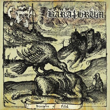 "Barathrum / Wrok - Disciples of Filth 7"" EP"