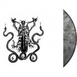 Holocausto em Chamas  - לָשׁוֹן הַקֹּדֶשׁ - LP (Marble vinyl - restock)