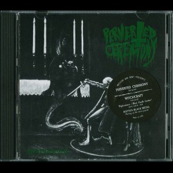 Perverted Ceremony / Witchcraft - Split CD
