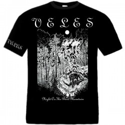 Veles - Night On The Bare Mountain T-shirt