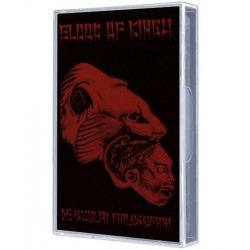 Blood Of Kingu ‎– De Occulta Philosophia TAPE