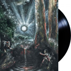 Absurd - Werwolfthron LP (Black vinyl)