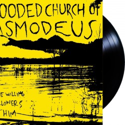 Flooded Church of Asmodeus - The Willing Followers of Him LP (BLACK vinyl)