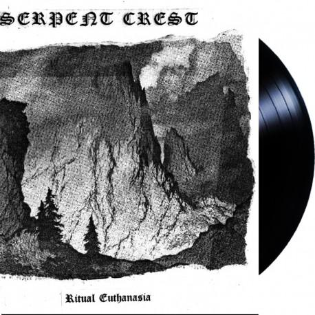 Serpent Crest - Ritual Euthanasia LP (BLACK vinyl)