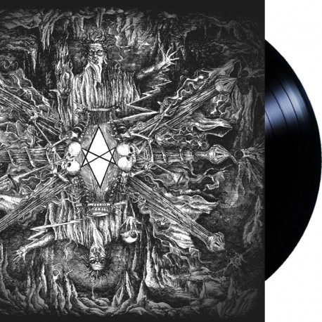 Demonic Temple - Incrementum LP