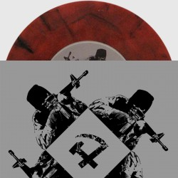 "Weltbrand - Contra 7"" EP (colored)"