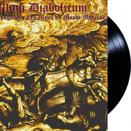 Sigillum Diabolicum – Ordo Repugnant : Les Maux du Monde Moderne LP (restock)