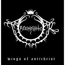 Triumphator ‎– Wings Of Antichrist Digipak-CD