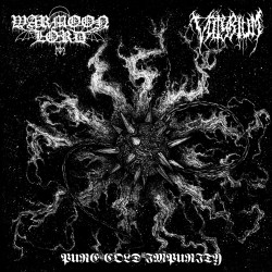 Warmoon Lord / Vultyrium - Pure Cold Impurity Digipak-CD