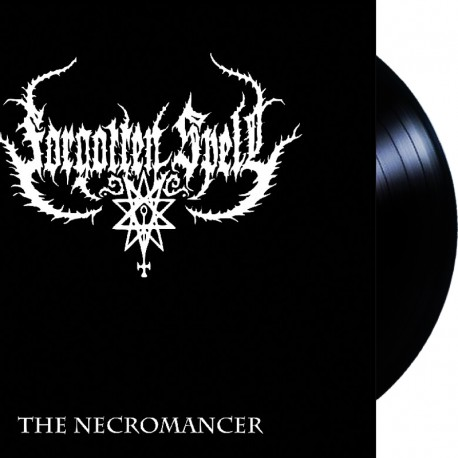 Forgotten Spell - The Necromancer LP