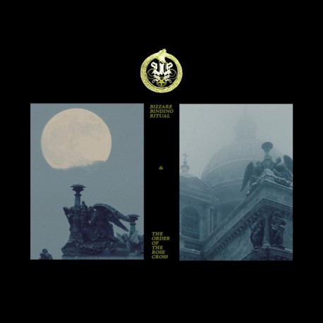 """Unholy Vampyric Slaughter Sect – Bizzare Binding Ritual & The Order of the Rose Cross 10""""  MLP"""