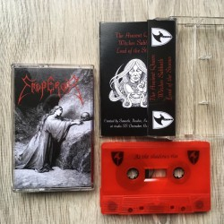 Emperor - As The Shadows Rise TAPE (restock)