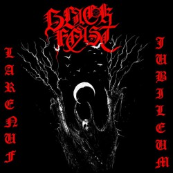 Black Feast ‎– Larenuf Jubileum CD