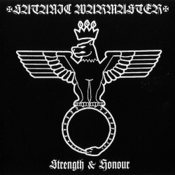 Satanic Warmaster ‎– Strength & Honour Digipak-CD (restock)