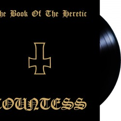 Countess - The Book Of The Heretic DLP