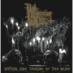 Void Meditation Cult - Utter the Tongue of the Dead CD (restock)