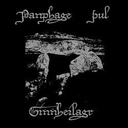 Panphage / þul - Ginnheilagr Split CD