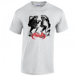Sabbat - Dancing Frogs T-shirt