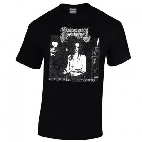 Seigneur Voland – Les Jours de Dieu.. Sont Comptes T-shirt