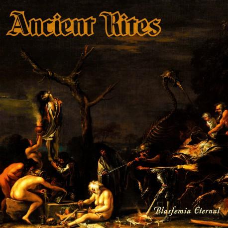 Ancient Rites - Blasfemia Eternal  Digipak-CD
