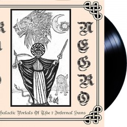 Raio Negro – Galactic Portals of the 7 Infernal Suns LP