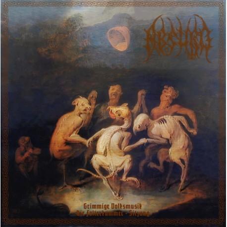 Absurd- Grimmige Volksmusik - Die Folterkammer - Sitzung CD