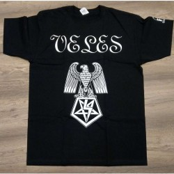 Veles - Black Hateful Metal T-shirt