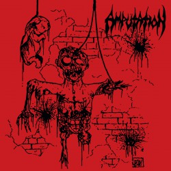 Amputation - Slaughtered in the Arms of God CD
