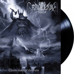Graveland - Thunderbolts of the Gods LP