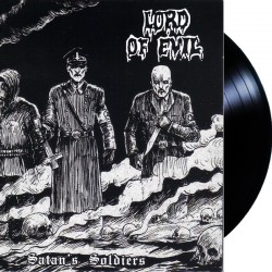 Lord of Evil - Satan's Soldiers LP (restock)