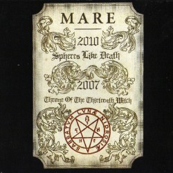 Mare - Spheres Like Death & Throne Of The Thirteenth Witch Digipak-CD (restock)