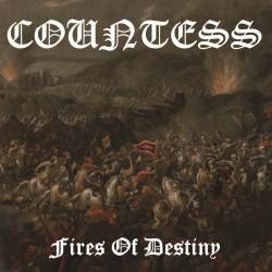 Countess - Fires Of Destiny Digipak-CD