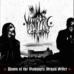 Vampyric Corridors - Dawn of the Vampyric Order CD (restock)