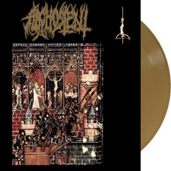 Arghoslent - Arsenal of Glory LP (Gold vinyl)