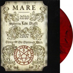 Mare - Spheres Like Death & Throne Of The Thirteenth Witch LP (Red-smoke vinyl)