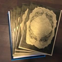 Kaleidoscope magazine 13 with Slaegt, Wither, Veneror, Tollund Men, Asymmetry
