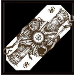 "Svartidaudi - Svartidaudi - 7""EP (white vinyl)"