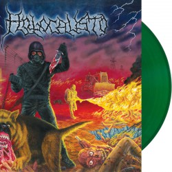 holocausto - War Metal Massacre LP (Green vinyl)