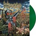 Holocausto - Diario de Guerra LP (Green vinyl)