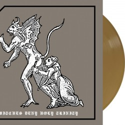 Azazel - Witches Deny Holy Trinity LP (Beer-colored vinyl)