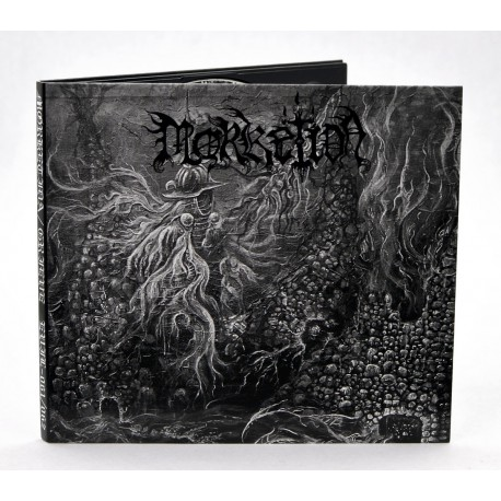 Mørketida / Grieve - Split Digipak-CD