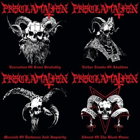 Proclamation - 4 x CD SET