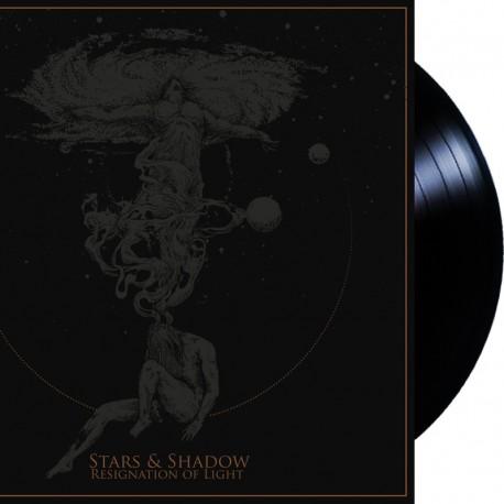 Stars & Shadow - Resignation of Light LP (restock)