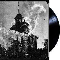 Digerdöden – Genom Dödens Svarta Törst LP