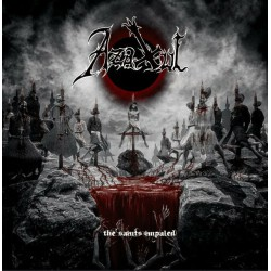 Azaxul - The saints impaled CD
