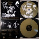 Funeral Winds - Screaming For Resurrection DLP (Cosmic-gold, screen-printed vinyl)