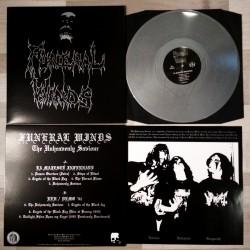 Funeral Winds - The Unheavenly Saviour LP (Cosmic-silver vinyl)