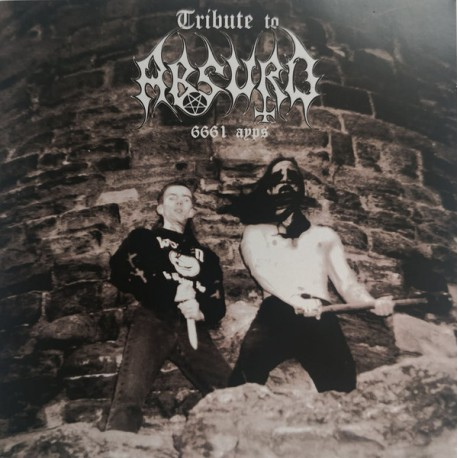 A tribute to Absurd 6661 ayps CD